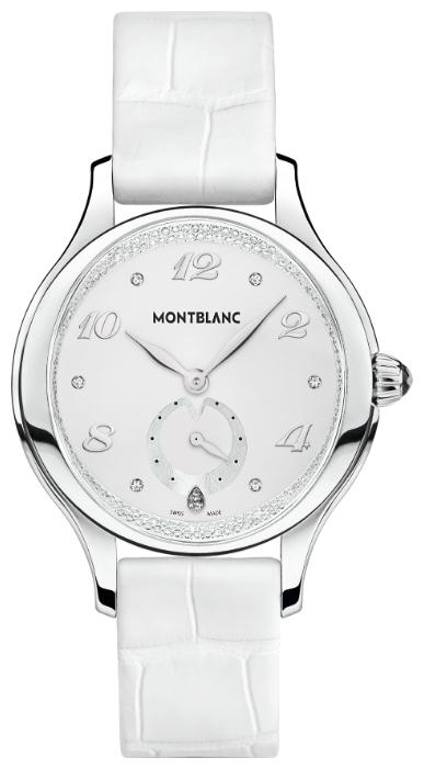 Wrist watch Montblanc for Women - picture, image, photo