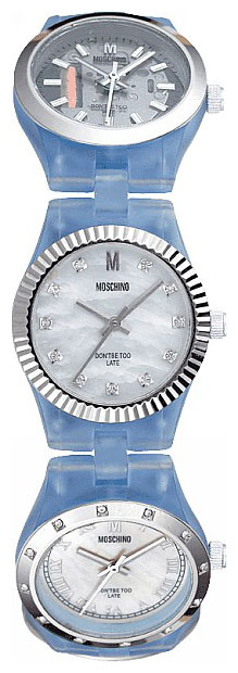 Wrist watch Moschino for Women - picture, image, photo