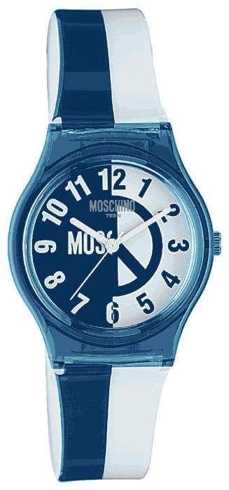 Wrist watch Moschino for kids - picture, image, photo