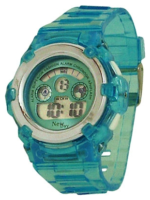 Wrist watch NEW DAY for unisex - picture, image, photo