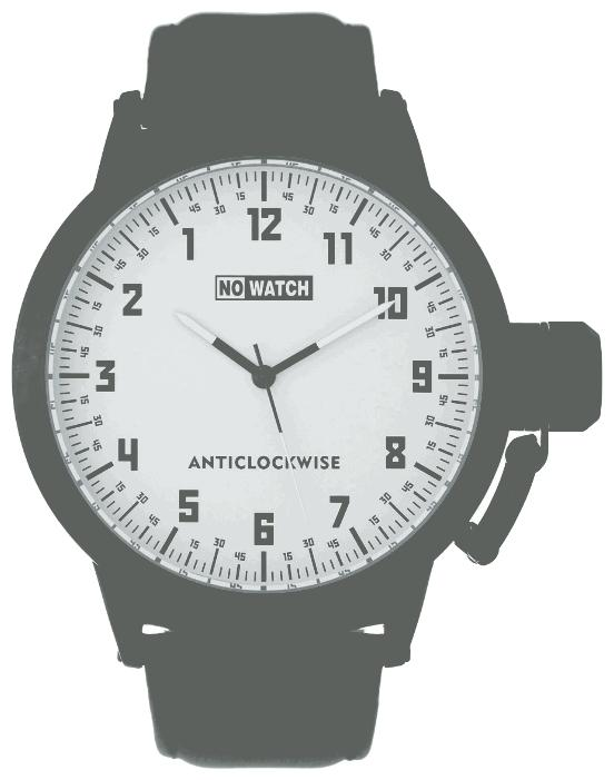 Wrist watch No-Watch for Men - picture, image, photo