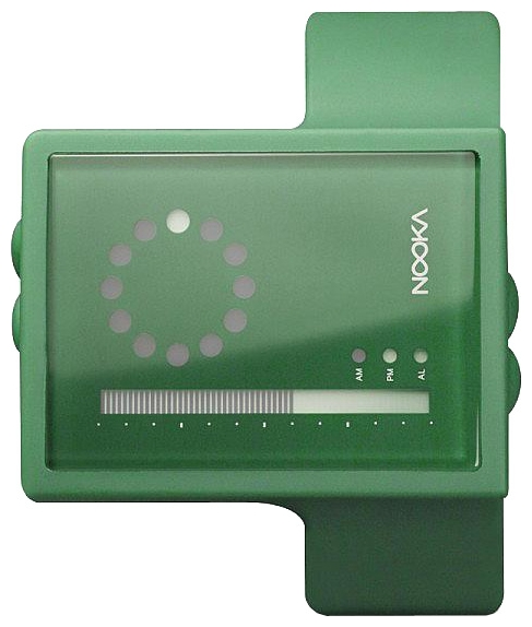 Wrist watch Nooka for unisex - picture, image, photo