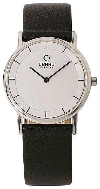 Women's wrist watch Obaku V143LCWRB - 1 picture, image, photo