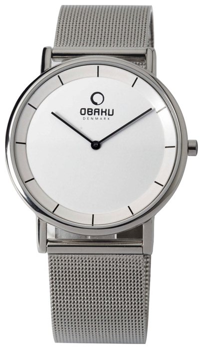 Obaku V143XCWMC wrist watches for men - 1 picture, photo, image