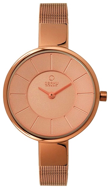 Women's wrist watch Obaku V149LVVMV1 - 1 picture, photo, image
