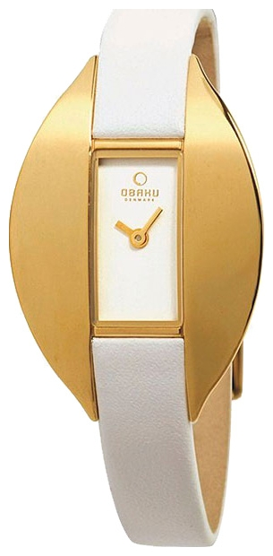 Women's wrist watch Obaku V155LGIRW - 1 picture, image, photo