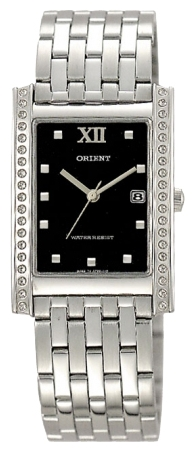 Wrist watch ORIENT for unisex - picture, image, photo