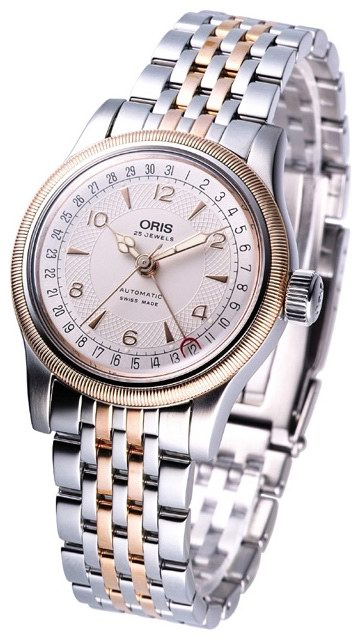 ORIS 754-7551-43-61MB wrist watches for unisex - 1 image, picture, photo