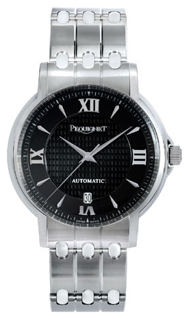 Pequignet 4210443 wrist watches for men - 1 image, photo, picture