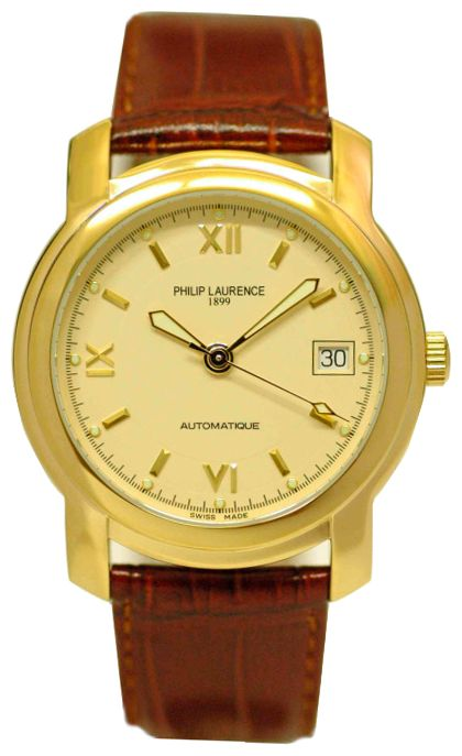 Wrist watch Philip Laurence for Men - picture, image, photo