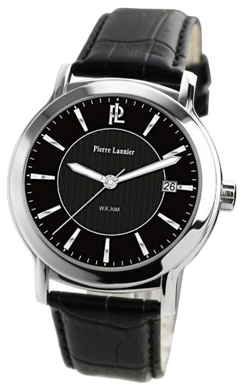 Pierre Lannier 232C133 wrist watches for men - 1 photo, picture, image