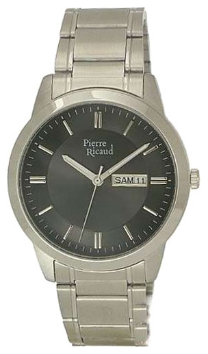 Wrist watch Pierre Ricaud for Men - picture, image, photo