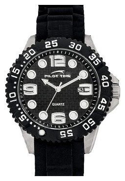 Pilot Time 0560516 wrist watches for men - 1 photo, picture, image