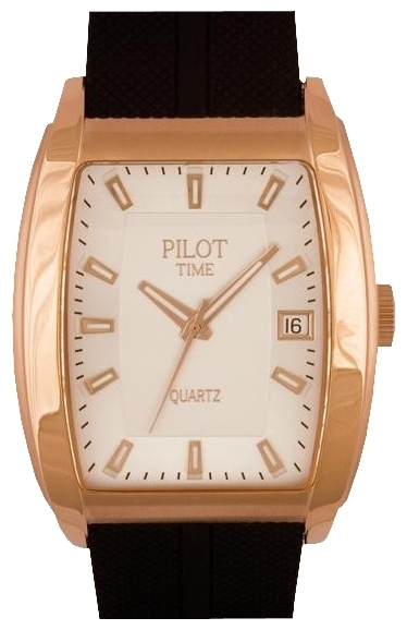 Pilot Time 1259591 wrist watches for men - 1 photo, picture, image