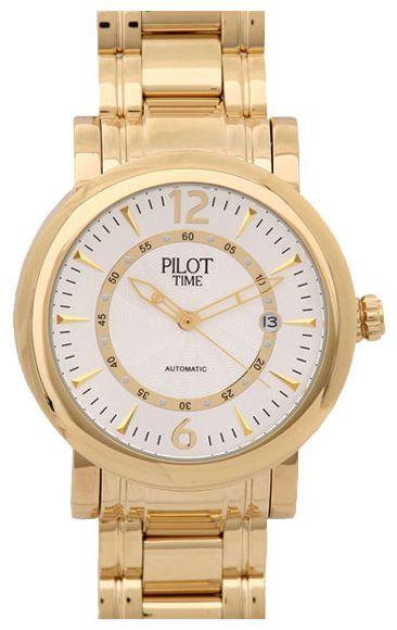 Wrist watch Pilot Time for Men - picture, image, photo