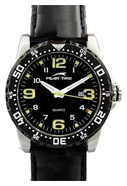 Pilot Time 6825378 wrist watches for men - 1 image, picture, photo