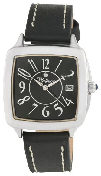 Men's wrist watch Platinor 40400.505 - 1 picture, photo, image