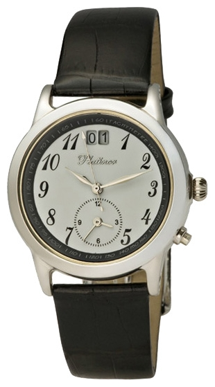 Platinor 49100.108 wrist watches for men - 1 image, picture, photo