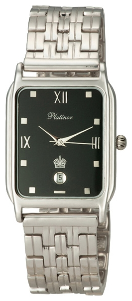 Platinor 50800.516 wrist watches for men - 1 image, picture, photo