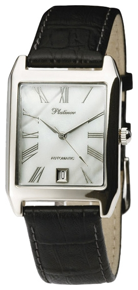Men's wrist watch Platinor 51900.315 - 1 photo, image, picture