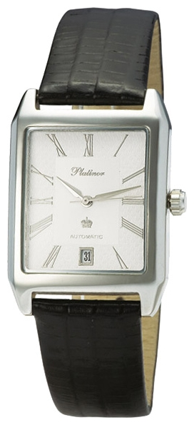 Men's wrist watch Platinor 51900.421 - 1 photo, picture, image
