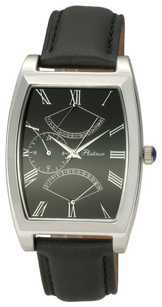 Men's wrist watch Platinor 52500.521 - 1 picture, photo, image
