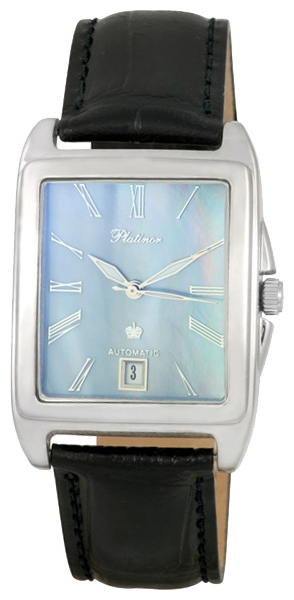 Platinor 52900.615 wrist watches for men - 1 image, picture, photo