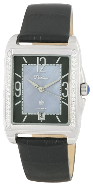 Men's wrist watch Platinor 52906A.513 - 1 photo, picture, image