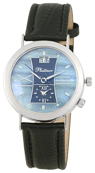 Platinor 55800.632 wrist watches for men - 1 photo, image, picture