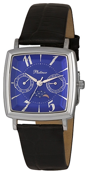 Men's wrist watch Platinor 58500.612 - 1 picture, image, photo