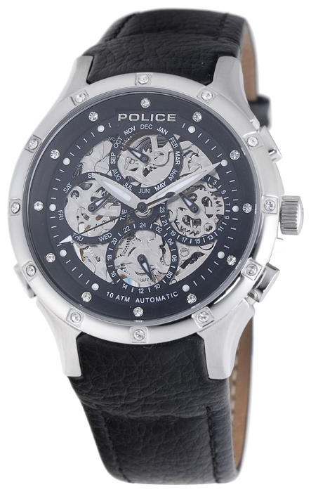 Men's wrist watch Police PL.11453MS/02 - 1 picture, photo, image