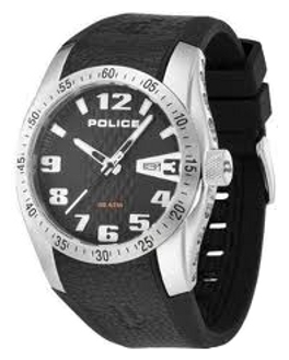 Police PL.12557JS/02A wrist watches for men - 1 picture, photo, image