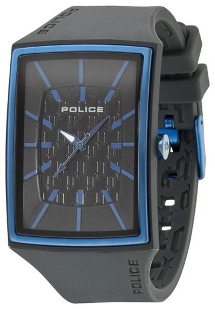 Police PL.13077MPGYBL/02 wrist watches for men - 1 photo, image, picture