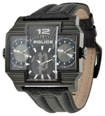 Police PL.13088JSB/02 wrist watches for men - 1 picture, image, photo