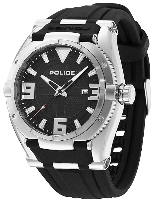 Men's wrist watch Police PL.13093JS/02 - 1 photo, image, picture
