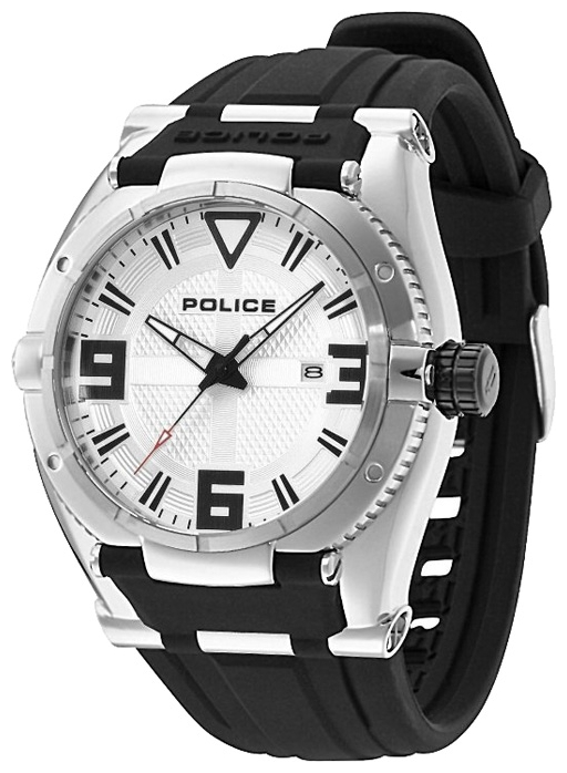 Men's wrist watch Police PL.13093JS/04 - 1 photo, picture, image