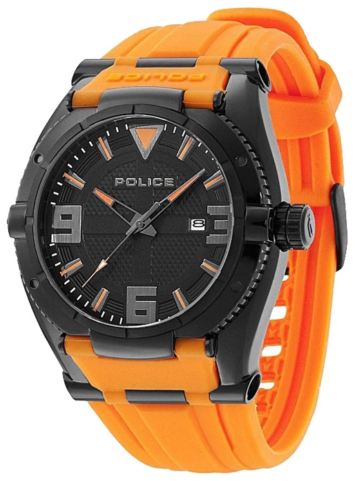 Police PL.13093JSB/02A wrist watches for men - 1 picture, image, photo