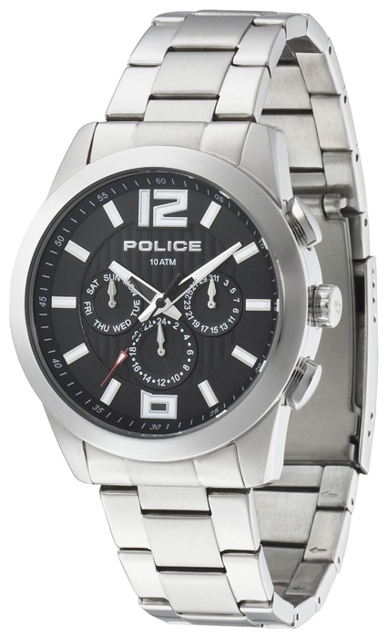 Police PL.13399JS/02M wrist watches for men - 1 image, picture, photo