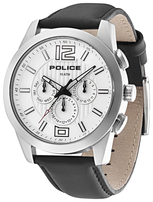 Men's wrist watch Police PL.13399JS/04 - 1 photo, image, picture