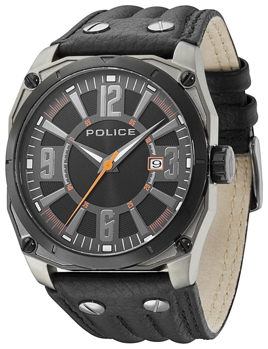 Police PL.13405JSUB/02A wrist watches for men - 1 picture, photo, image