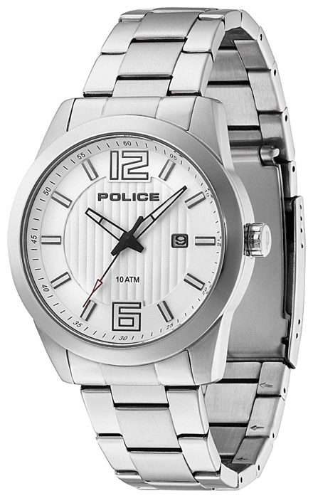 Men's wrist watch Police PL.13406JS/04M - 1 image, photo, picture