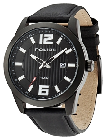 Police PL.13406JSB/02 wrist watches for men - 1 picture, photo, image