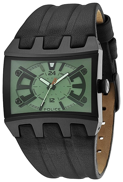 Men's wrist watch Police PL.13420JSB/05B - 1 photo, image, picture