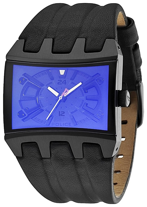Men's wrist watch Police PL.13420JSB/05C - 1 picture, image, photo