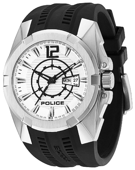 Police PL.13421JS/04 wrist watches for men - 1 photo, image, picture