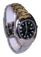 PowerDisk MB1395A-black 128Mb wrist watches for men - 1 photo, image, picture