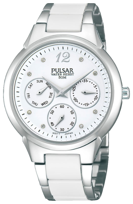 Women's wrist watch PULSAR PP6087X1 - 1 image, picture, photo