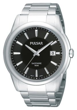 Men's wrist watch PULSAR PS9177X1 - 1 photo, picture, image