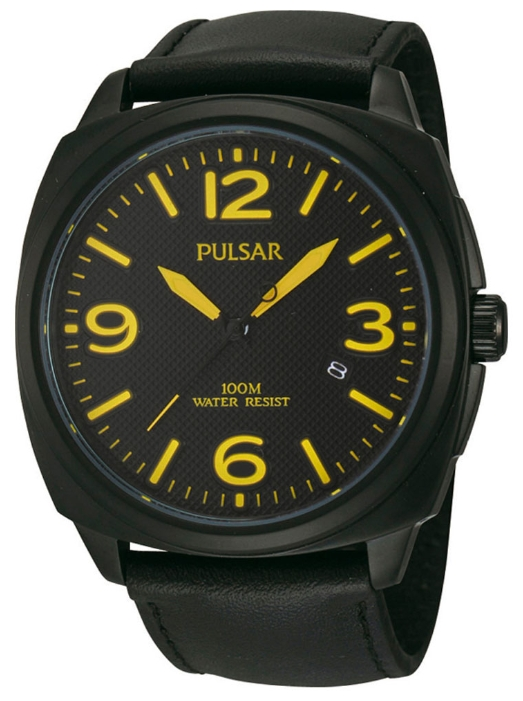 Men's wrist watch PULSAR PS9195X1 - 1 picture, image, photo