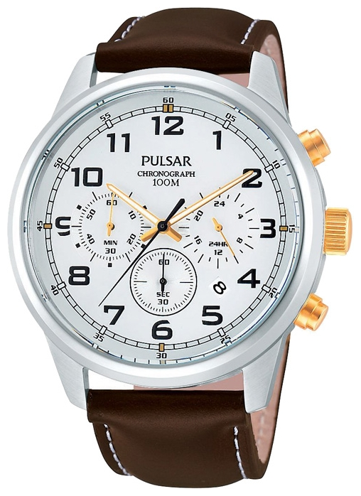 PULSAR PT3259X1 wrist watches for men - 1 photo, image, picture